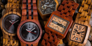 Tense Wooden Watches