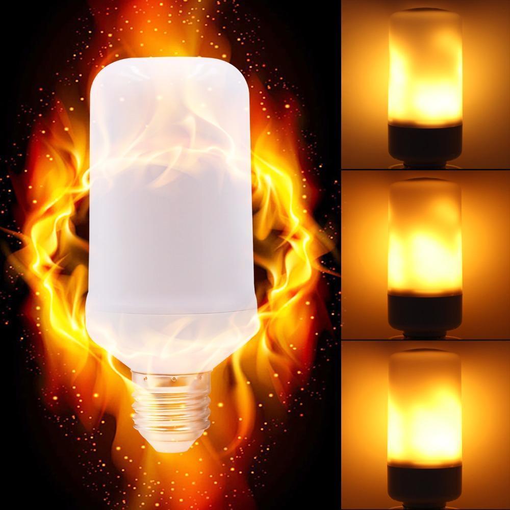 Flare - The Flame LED Light Bulb