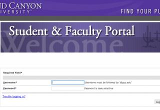 GCU Parent Portal Login – Access GCU Student Portal
