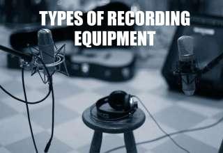 9 Best Recording Equipments for Home Recording Studio