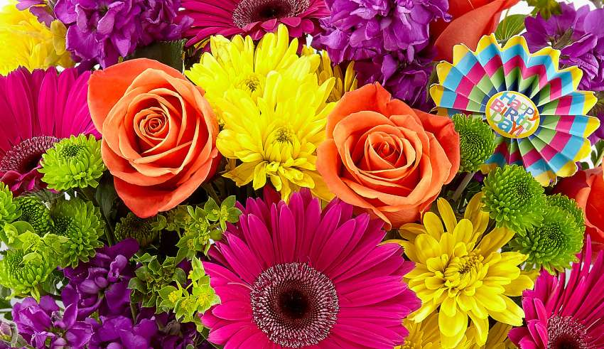 Are Flowers A Good Birthday Gift