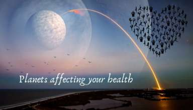 planets affecting your health