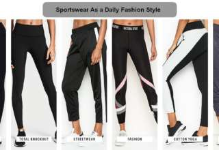 Sportswear As a Daily Fashion Style