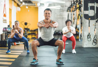 personal trainer city of london