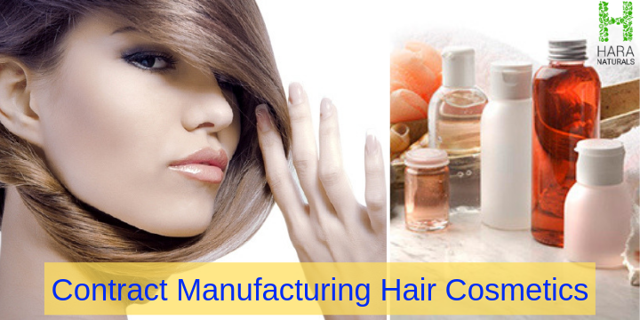 Contract Manufacturing Hair Cosmetics Business