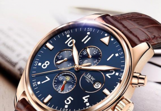 Stylish and Trendy Automatic Watches for Men