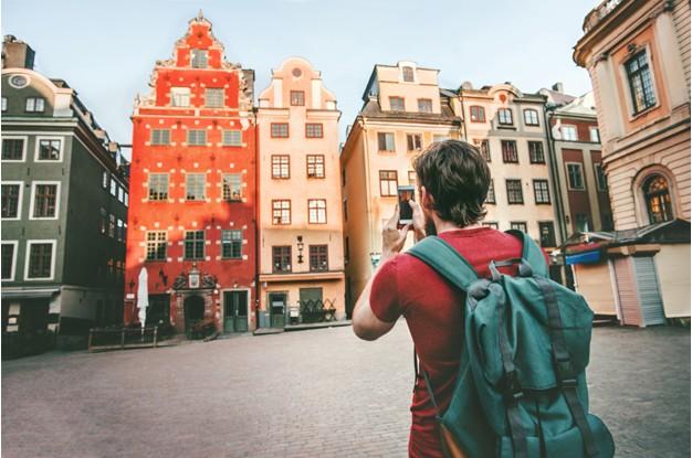 Be a European Backpacker