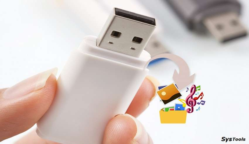 recover deleted data from pen drive