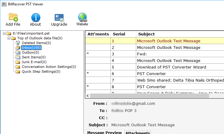 3 Different Methods to Open PST File without Microsoft Outlook Environment