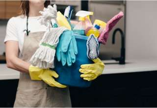 4 Tips for Keeping a Super Clean Home