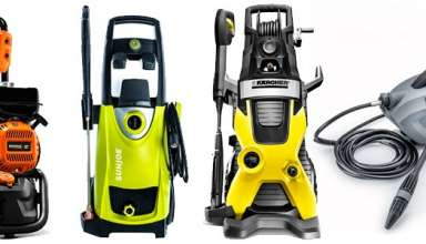 5 Best Pressure Washers of the Present Market [2019]