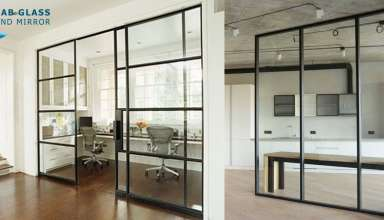Wall Glass Partition