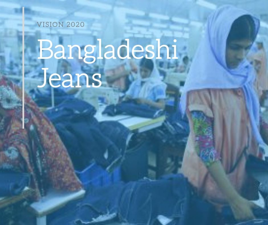 jeans manufacturer in Bangladesh