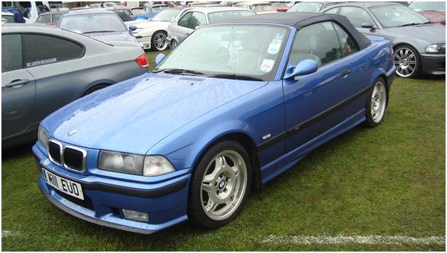 Travis Kalanick - BMW M3 Evolution Convertible