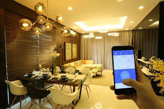 Smart lighting system