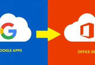 Migrate Google Apps to office 365