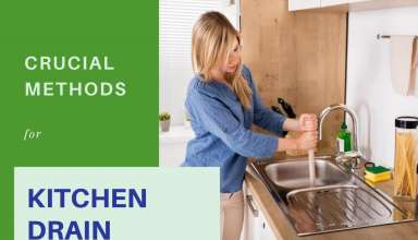 Methods of Kitchen Drain Unblocking