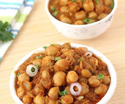 Punjabi-Chole