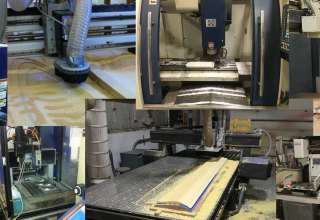 Used CNC Wood Routers For Sale