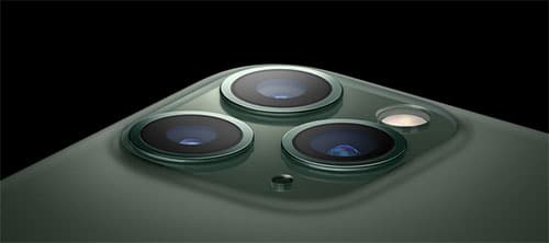 iphone 11 pro max triple camera
