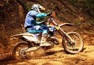 used dirt bike