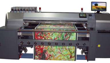 A Realistic Comparison Between Digital Printing Machine and Screen Printing Press