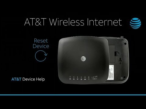 AT&T wireless internet provider in USA