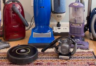 Top 3 Vacuums for Home Cleaning Reviews