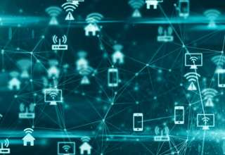 How is the Internet of Things (IoT) impacting financial services?