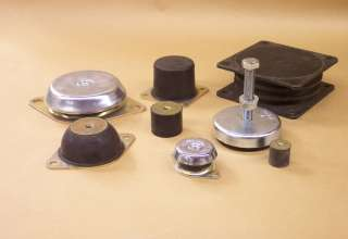How to Isolate the Vibration by Using Vibration Mounting