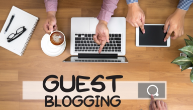 How to become a high ranker in guest blog posting