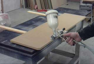 MDF And Furniture Spraying