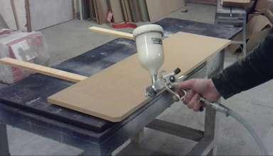 MDF And Furniture Spraying