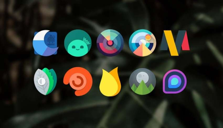 Top 10 Best Icon Packs For Android