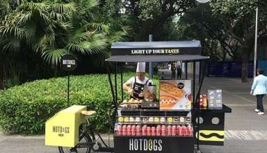 Most Successful Small Businesses- Food bikes