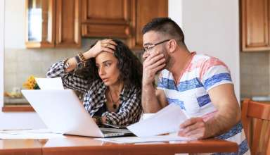 Five Ways to Deal with an Unexpected Bill