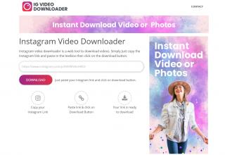 IG Video Downloader