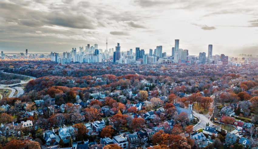 neighbourhoods in Toronto