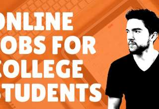 5 Digital World Online Jobs for College Students