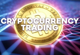 Automatic crypto trading robot