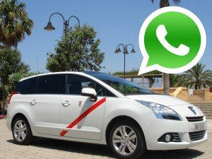 WhatsApp Marketing taxis in Almeria