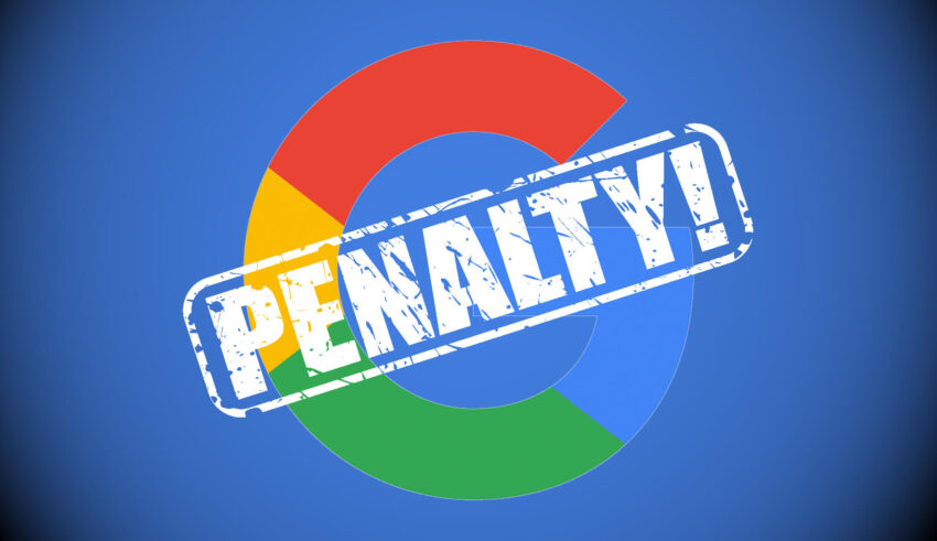 How You get Rid of a Manual Google Penalty