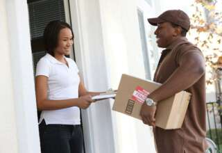 Courier Services in UK